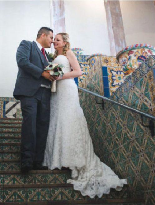 Jenifer and Clemente – Wedding, Santa Barbara, CA