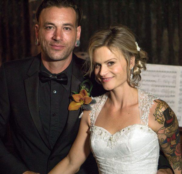 Alice and Ross – Wedding, Los Angeles, CA
