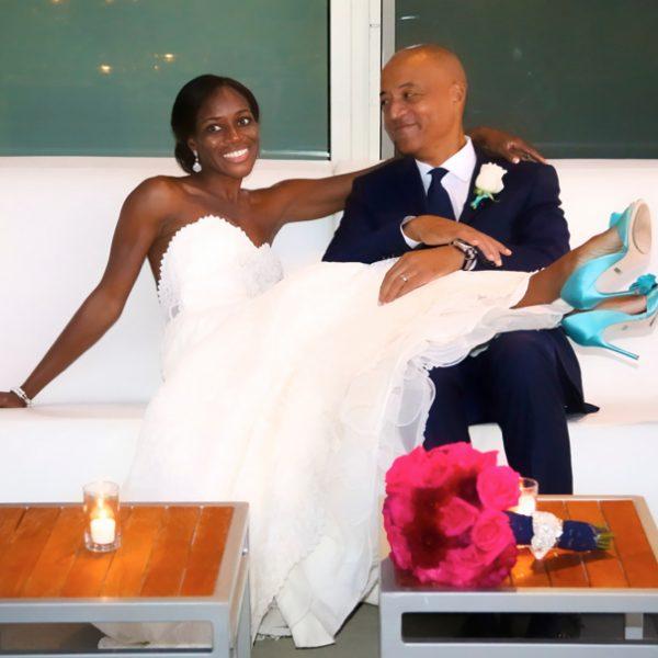 Tiaunia and David – Wedding, Santa Monica, CA